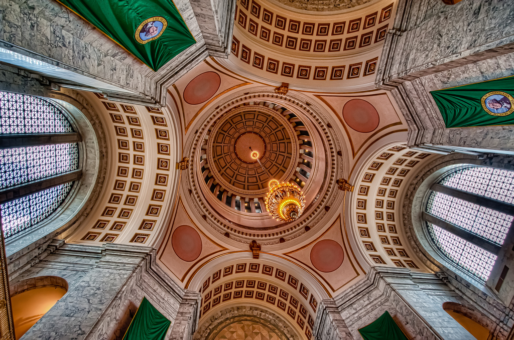 dome close up