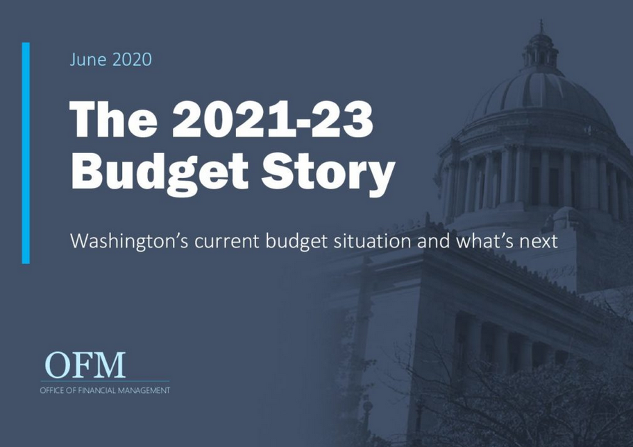 Washington's current budget situation and what's next